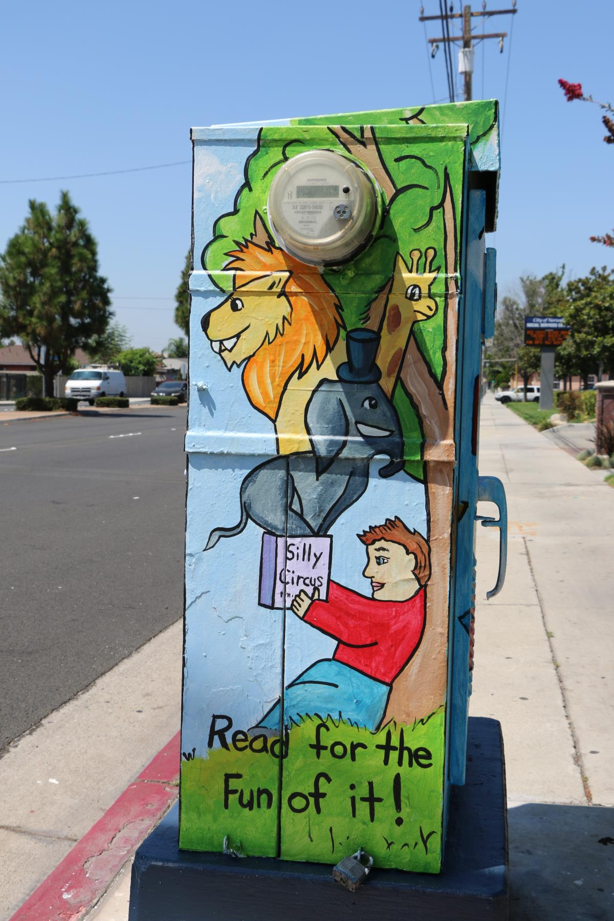Utility Box - Alondra 2