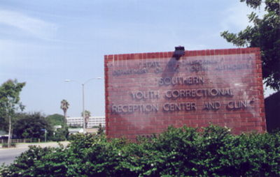 Southern CA Youth Reception Center