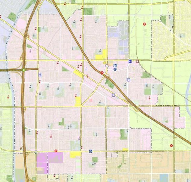 Planning city of norwalk ca parcel viewer sciox Choice Image