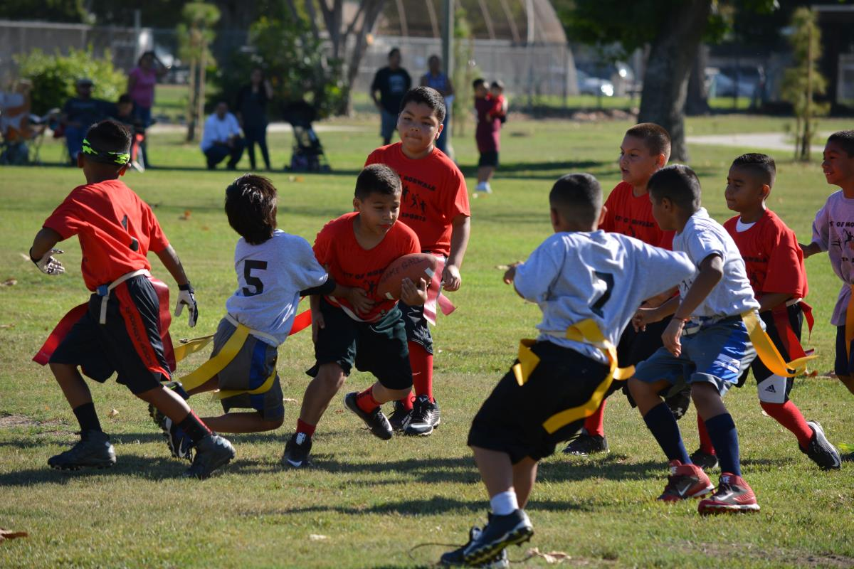 Youth Sports Volunteer Opportunities