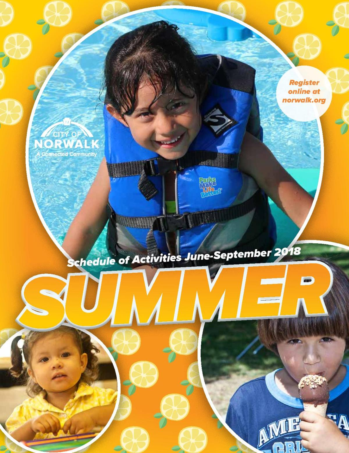 Summer 2018 Rec Brochure COVER