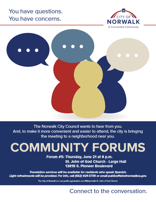 Community Forum - St John of God
