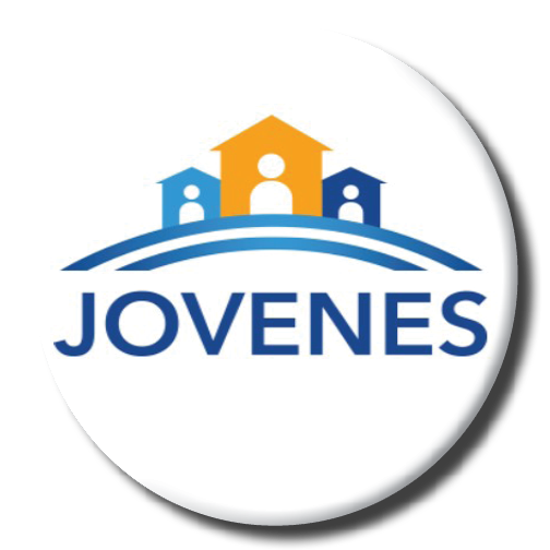 Jovenes Button