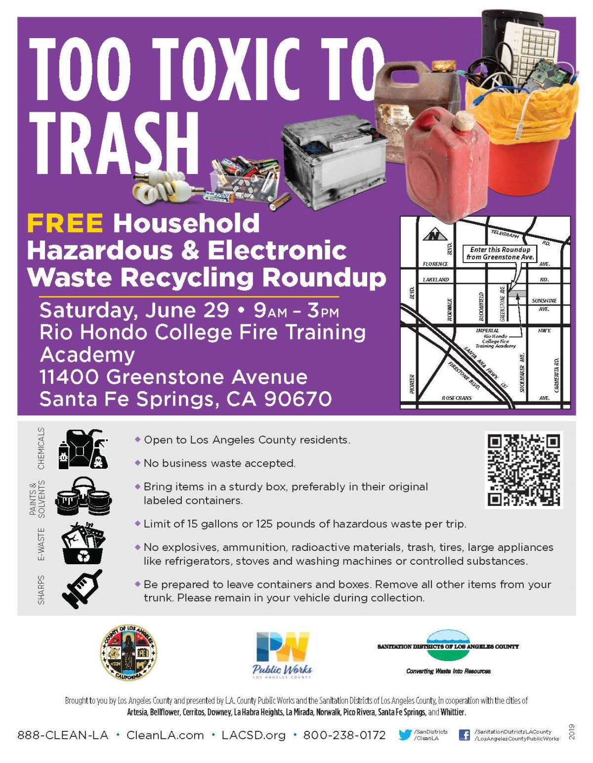 Where to recycle appliances in los angeles