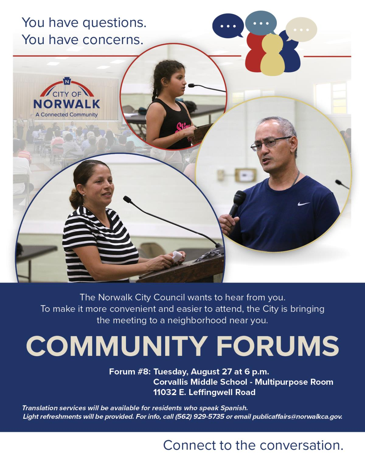 Community Forum 8 - Eng