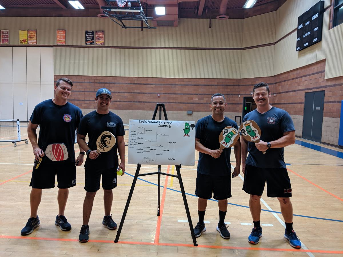 Pickleball 19