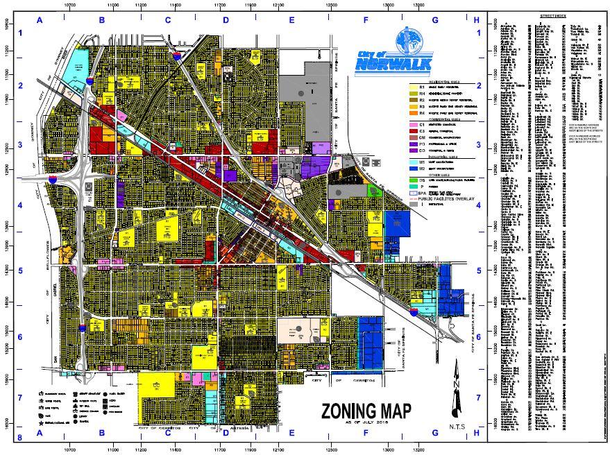 Planning   City of Norwalk, CA on