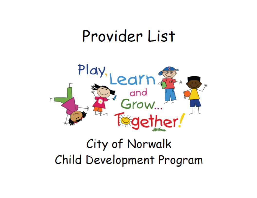 CHILD CARE PROVIDER LIST 2018