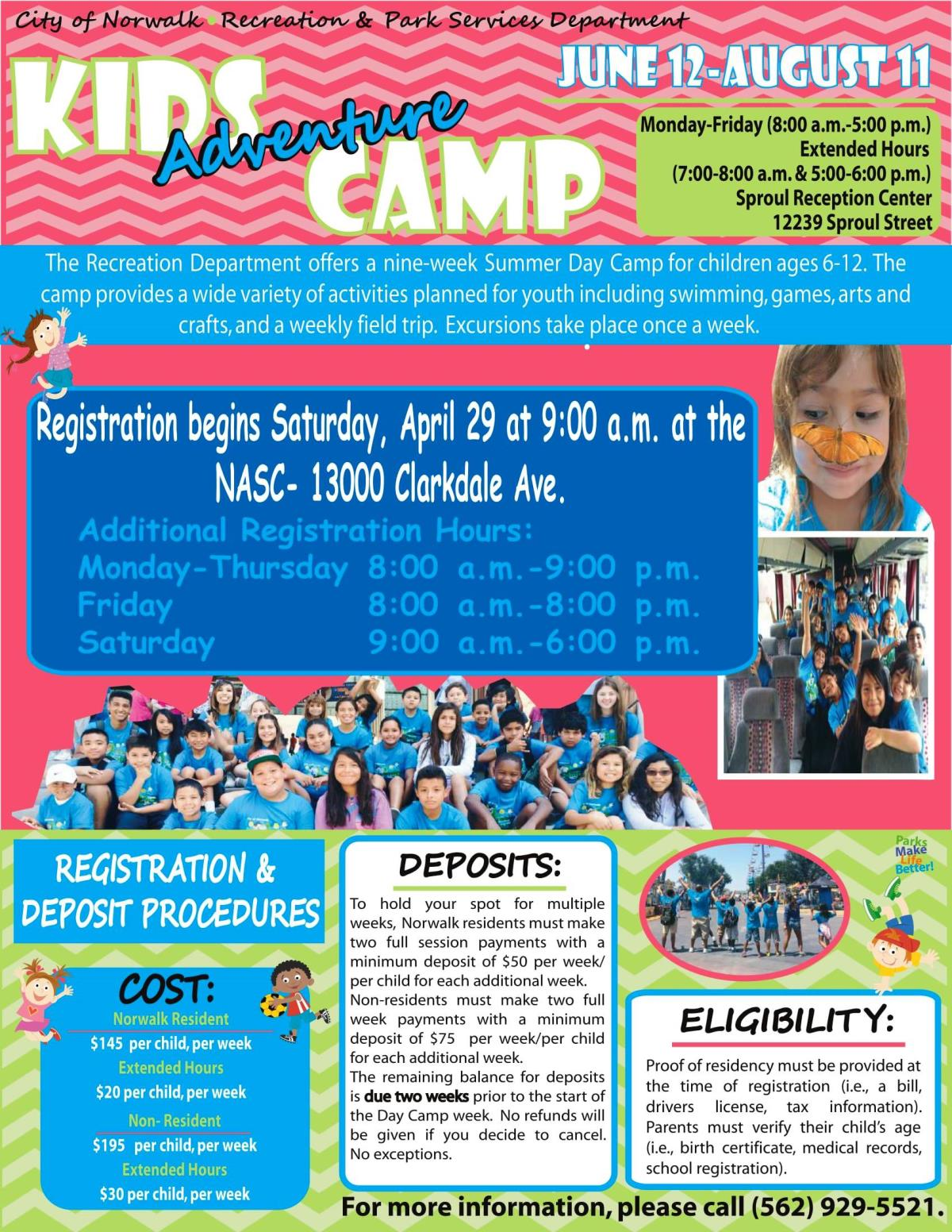 Day Camp - 2017