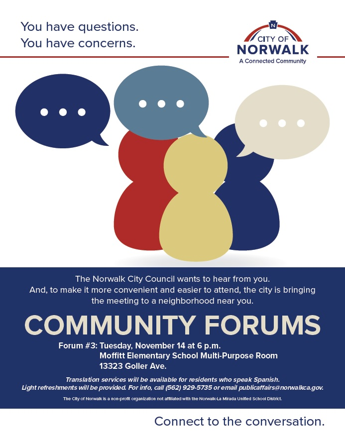 Comm Forum #3